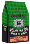 ZOORING Mini Sensible Dog Turkey  / ЗооРинг сухой корм для взрослых привередливых собак Мелких пород ИНДЕЙКА / РИС