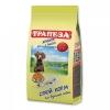 Корм Трапеза для взрослых собак с ягненком