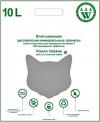 AHVOLAN MAATILA  Kissan Hiekkaa / Хутор Ахвола впитывающий бумажный Супер Бактерицидный наполнитель для животных БЕЛЫЙ
