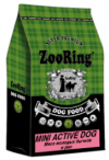 ZOORING Mini Adult Dog Veal  / ЗооРинг сухой корм  для взрослых собак Мелких пород МОЛОДЫЕ БЫЧКИ / РИС