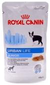 Royal Canin паучи для щенков 2-10 мес., живущих в городской среде, Urban life Junior